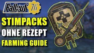 Stimpacks ohne Rezept oder Server Hopping   Farming Guide   Fallout 76