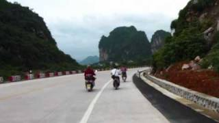 Video : China : Four days in YangShuo and GuiLin, GuangXi province - video