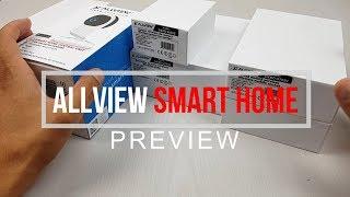 Allview SMART HOME - Prezentarea pachetului