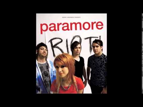 Riot by Paramore - MP3 Downloads, Streaming Music, Lyrics