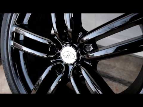 "SOLD: Infiniti M45 sport 19"" wheels"