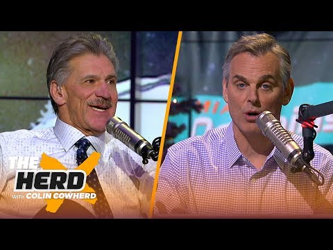 Former NFL coach Dave Wannstedt gives his most desirable coaching destinations | NFL | THE HERD