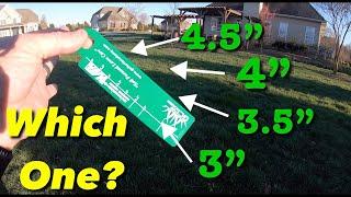 When to start mowing grass