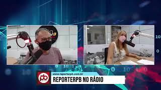 Programa reporterpb no rádio do dia 15 de janeiro de 2021