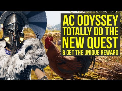 Assassin's Creed Odyssey DLC - Totally Do The NEW QUEST & Great Weekly Reset (AC Odyssey DLC)