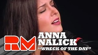 "Anna Nalick - ""Wreck of the Day"" Live Acoustic (RMTV Official)"