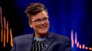 Hannah Gadsby autismo entrevista Skavlan