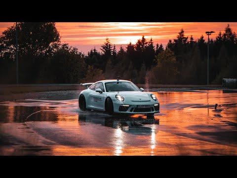 Quer im Porsche GT3 | Battle of the Ring! | Daniel Abt