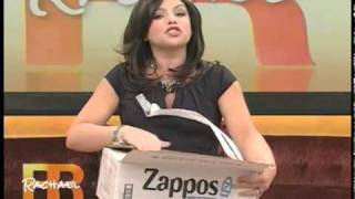 Rachael Ray Gives the Gift of Zappos.com