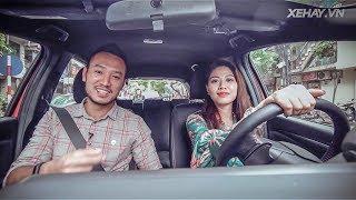 Cùng Ngọc Trinh trải nghiệm Honda Jazz giá từ 544 triệu đồng |XEHAY.VN|