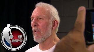 Gregg Popovich: Nobody wants to come back more than Kawhi Leonard   ESPN