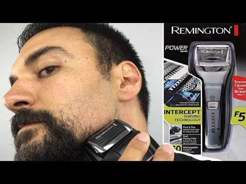Remington F5 5800 Electric Shaver/ Foil Shaver – Complete Review