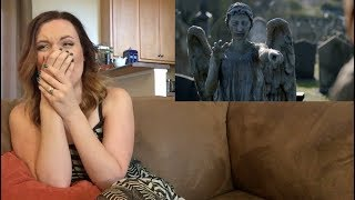 "Doctor Who 7x05 ""The Angels Take Manhattan"" Reaction"