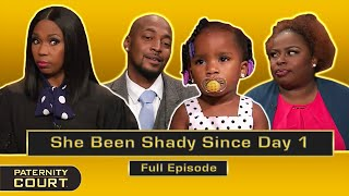 """She Been Shady Since Day 1: Man Denies Paternity From a """"Fling""""  (Full Episode) 