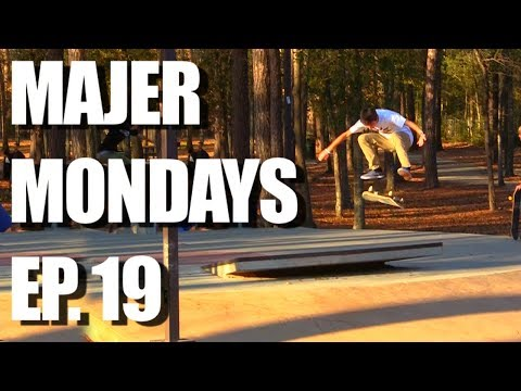 Kasmiersky Skatepark with MAJER crew