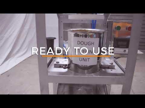 Dough Ball Cutting / Making Machine / Peda Making Machine