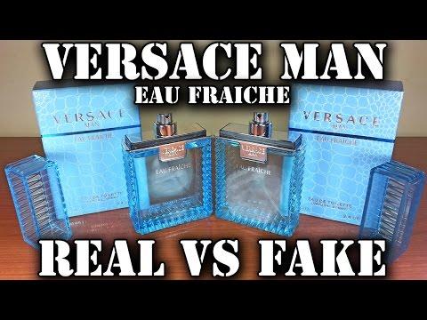 Fake fragrance - Versace Man Eau Fraiche