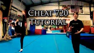 Cheat 720 Hook Kick Tutorial | Trick of the Week