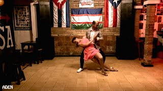 Salsa Dancing - Colombia