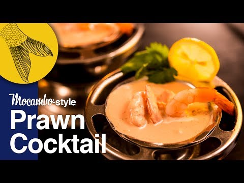 Prawn Cocktail-Mocambo-style | Shrimp Cocktail | Cocktail Sauce Recipe