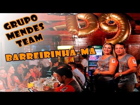 D9CLUBE ENCONTRO DE LÍDERES EM BARREIRINHA-MA GRUPO MENDES TEAM
