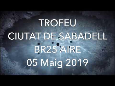 TROFEU CIUTAT DE SABADELL BR25 AIRE 05 MAIG 2019
