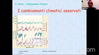 Cambiamenti climatici:quale cura per la casa comune? (1:26:30)