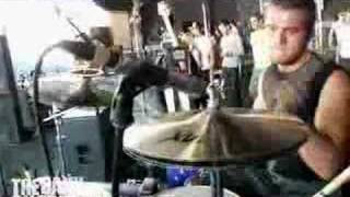 All Time Low - The Party Scene live Warped Tour 07