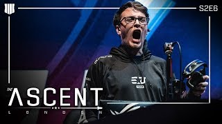 "Clayster - ""Best crowd I've ever played for."" // The Ascent - London (S2E06)"