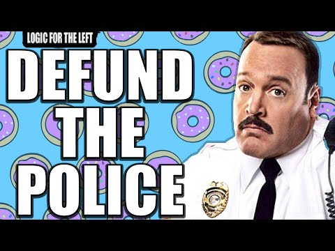 The Logic Behind Defunding the Cops