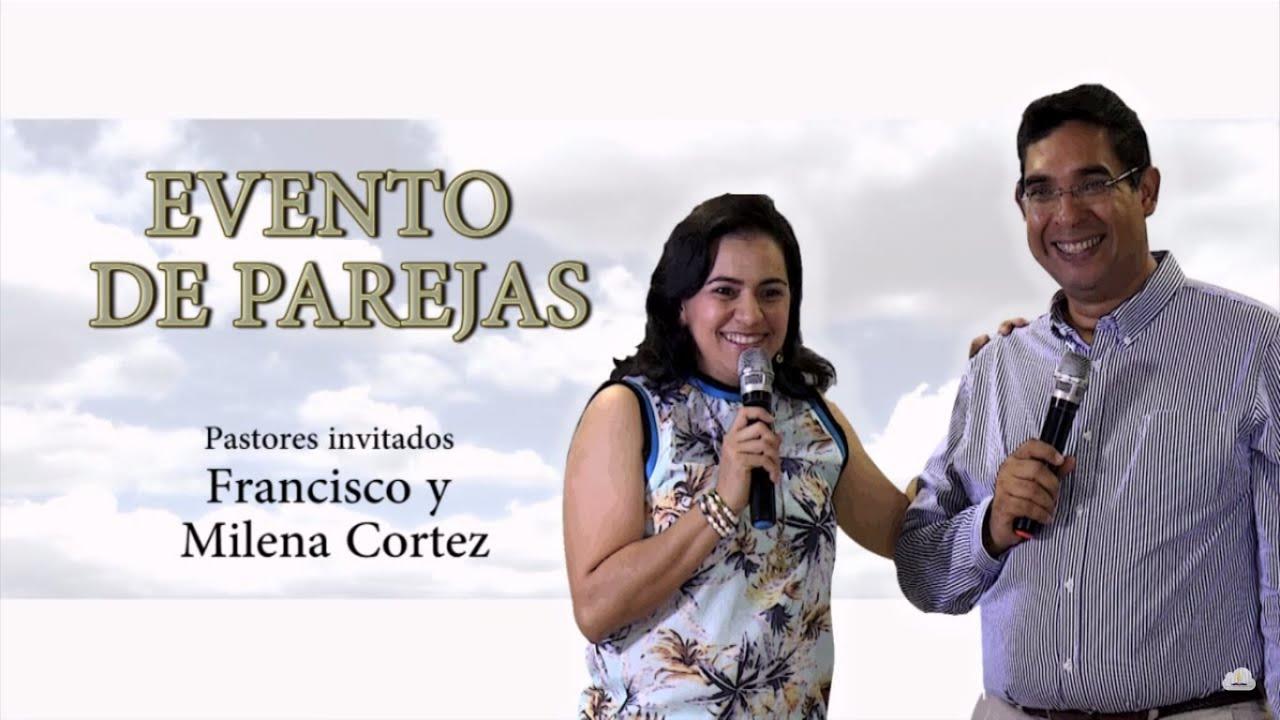 Taller para Parejas – Prs Francisco y Milena Cortes – 2015