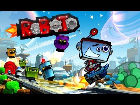 roboto android game