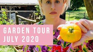GARDEN TOUR 2020 / Gardening in Virginia