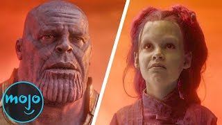 Top 10 Reasons Thanos Is The Best MCU Villain