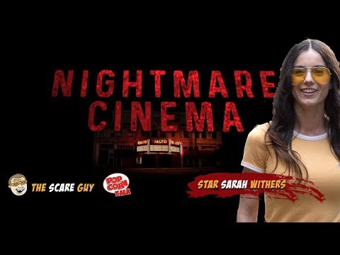 The Scare Guy: Nightmare Cinema! And Battle of the Toys—Chucky, Woody, Annabelle