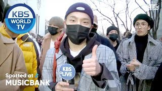 [Spotted at Music bank] VERIVERY, KIM SOOCHAN, SEVENTEEN, Cherry Bullet, ETC  [2019.02.01]