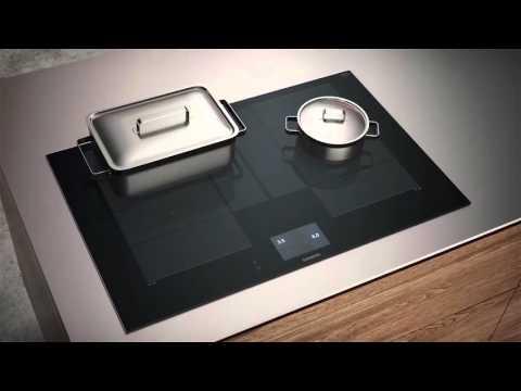 Placas de cocción Siemens flexinducción Plus