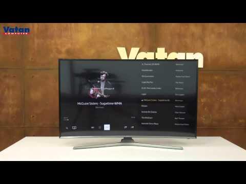 Samsung J6370 Serisi Led Tv İncelemesi