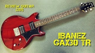 Ibanez GAX30 - TR - WNF  Electric Guitar
