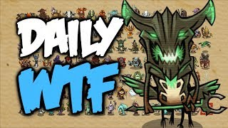Dota 2 Daily WTF - Its a Trap