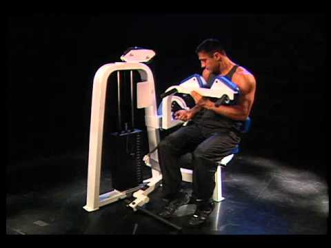 How to do Machine Seated Crunch correctly? Avoid any injury. #25