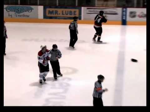 Cole Grbavac vs. Darren Kramer