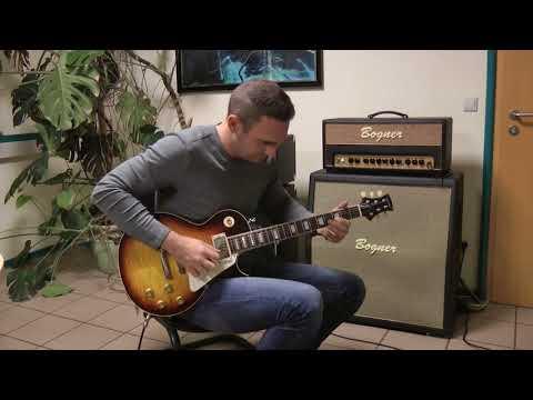 Jörg Tandler Beauty mit Bogner Shiva Anniversary im Guitars-Shop.de