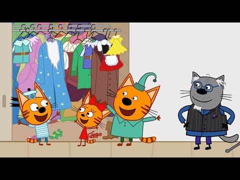 Три кота   Фотосессия   Новая Серия 120   Мультфильмы для детей