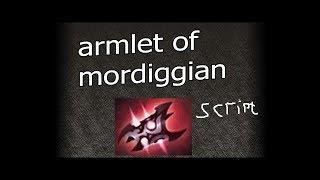 Descargar MP3 de Armlet Of Mordiggian gratis  BuenTema Org
