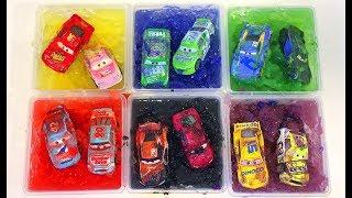 Тачки Молния Маквин и его Друзья Мультики про Машинки Видео для Детей Cars 3 Lightning McQueen