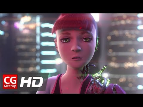 "CGI Animated Short Film: ""Crossbreed"" by Objectif 3D 
