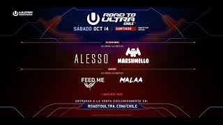 Road to Ultra Chile 2017 Lineup