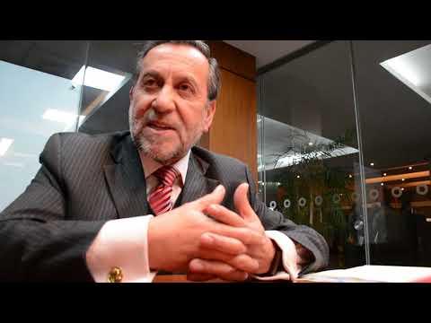 """ENTREVISTA: Miguel Cardozo: """"Temas de Actualidad sobre Minería y Exploración en el Perú"""""""