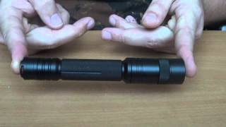 Fenix E25 - відео 1